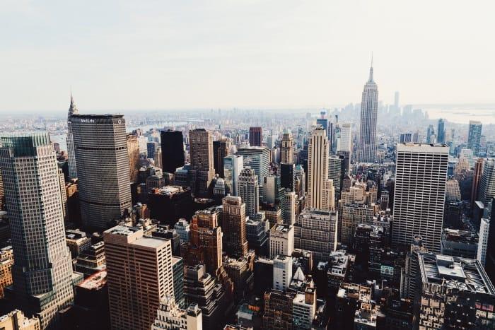 Rockefeller Center New York United States